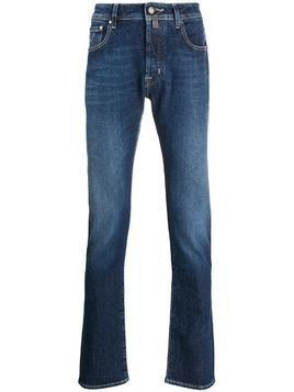 Jacob Cohen mid-rise slim fit jeans - Blue