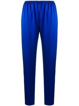 Forte Forte elasticated waist trousers - Blue