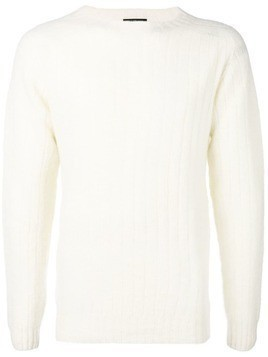Howlin' ribbed sweater - White