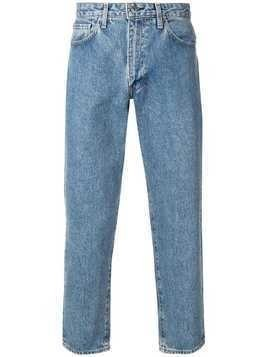 Levi's: Made & Crafted carrot fit jeans - Blue
