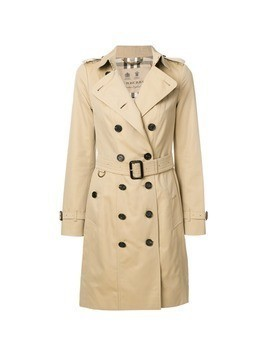 Burberry 'Sandringham' belted trench coat - Nude&Neutrals