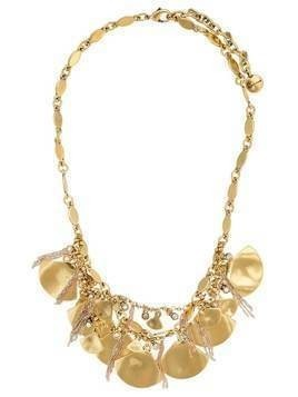 Camila Klein Leques Francisca Schubert necklace - GOLD