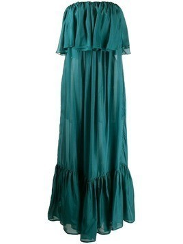 Kalita La Fontelina maxi dress - Green