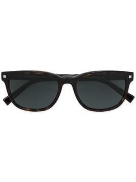 Ermenegildo Zegna D-frame sunglasses - Brown