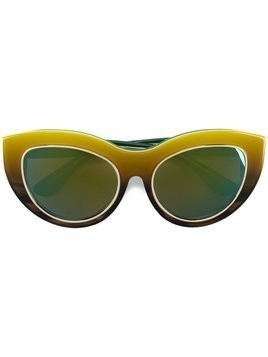 Dax Gabler 'N°03' sunglasses - Green