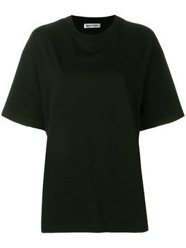 Balenciaga I Love Techno T-shirt - Black