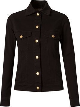 Amapô fitted jacket - Black