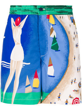 Polo Ralph Lauren Limited Edition shorts - Blue
