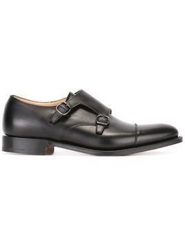 Church's 'Detroit' monk shoes - Black