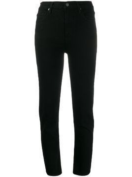 Citizens Of Humanity Harlow mid-rise slim jeans - Black