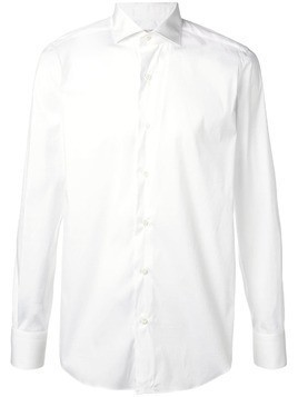 Alessandro Gherardi dotted tailored shirt - White