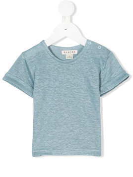 Manoko short-sleeve T-shirt - Blue