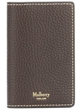 Mulberry long cardholder - Brown