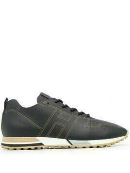 Hogan H838 low-top sneakers - Black