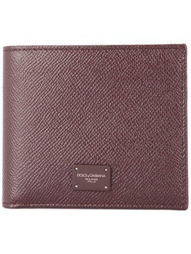 Dolce & Gabbana bifold wallet - Brown