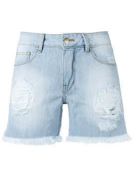 Amapô denim shorts - Blue