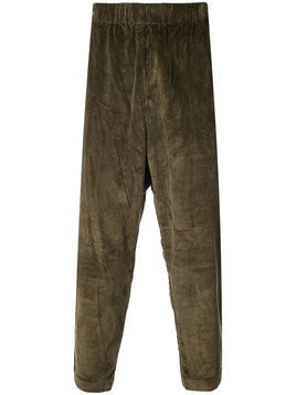 Casey Casey March Lounge trousers - Green