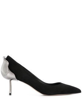 Le Silla Petalo pumps - Black