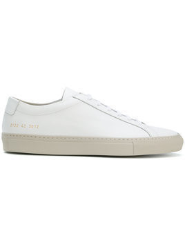 Common Projects - lace-up sneakers - Herren - Leather/rubber - 44 - White