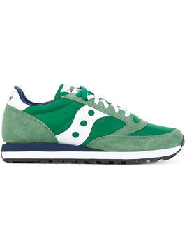 Saucony lace-up sneakers - Green