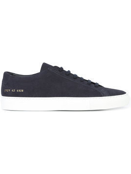 Common Projects - lace-up sneakers - Herren - Leather - 42 - Blue