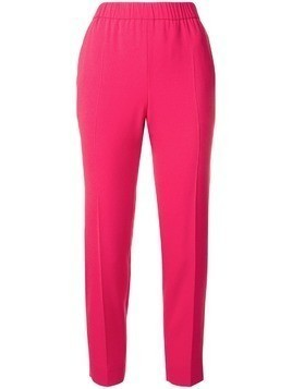 Escada cropped trousers - Pink