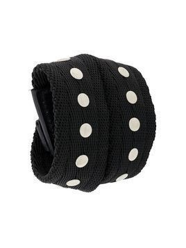 Diesel wrap-around studded cuff - Black