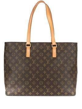 Louis Vuitton pre-owned Luco shoulder bag - Brown