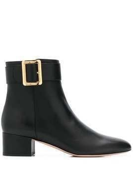Bally buckled ankle boots - Black