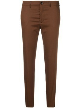 Berwich Laura chinos - Brown