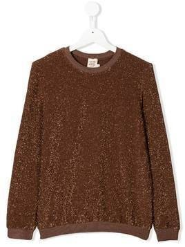 Caffe' D'orzo Ester jumper - Brown