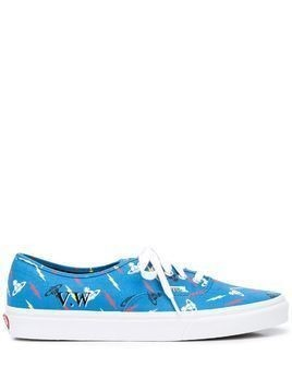 Vans Vivienne Westwood x Vans low-top sneakers - Blue