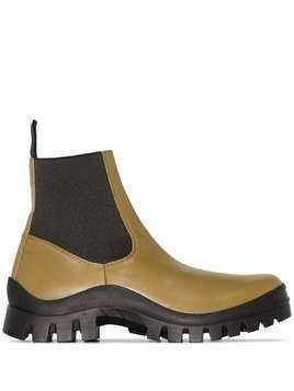 Atp Atelier Enna 85mm ankle boots - Black