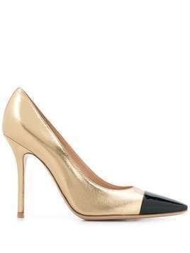 Gianvito Rossi Lucy pumps - Gold