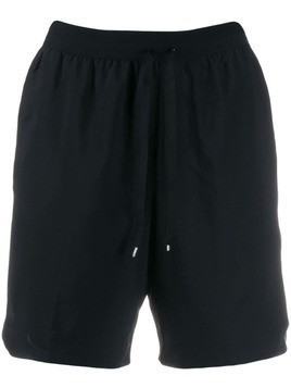 Nike reflective logo shorts - Black