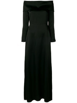 Theory Kensing maxi dress - Black
