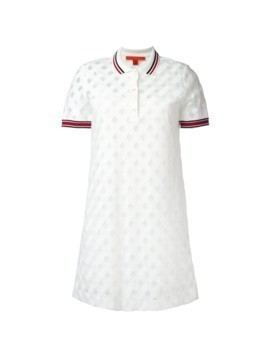 Hilfiger Collection polo shirt dress - White