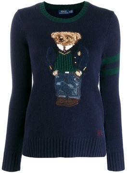 Polo Ralph Lauren teddy sweater - Blue