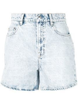 Nobody Denim Stevie shorts - Blue