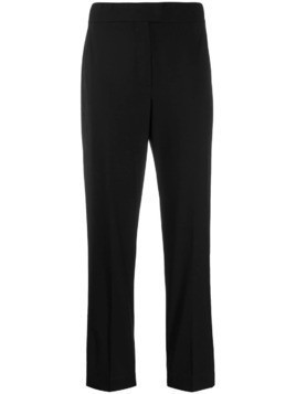 Brunello Cucinelli cigarette trousers - Black