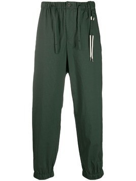 Craig Green drawstring track trousers