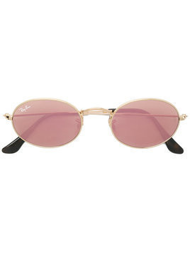 Ray-Ban round frame sunglasses - Metallic
