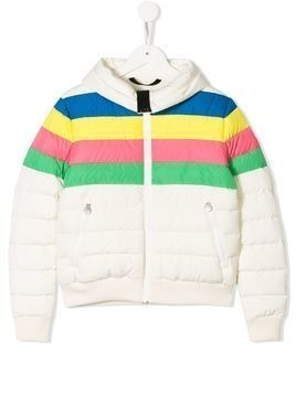Perfect Moment Kids Queenie jacket - White