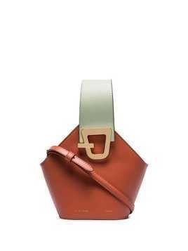 Danse Lente mini Johnny bucket bag - Orange