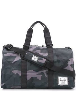 Herschel Supply Co. Novel camouflage print holdall - Grey