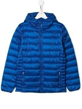 Ciesse Piumini Junior teen zipped padded jacket - Blue