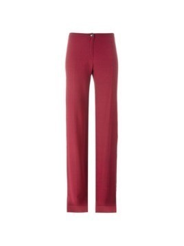 Romeo Gigli Pre-Owned palazzo pants - Red