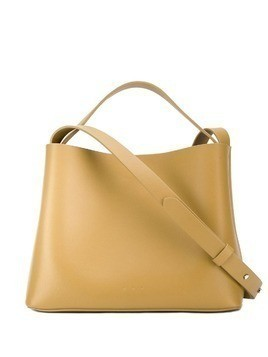 Aesther Ekme Mini Sac handbag - Yellow