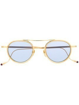 Jacques Marie Mage Apollinaire sunglasses - Gold