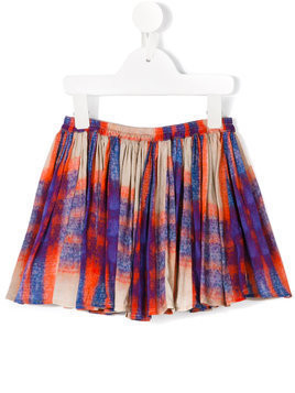 Maan printed full skirt - Multicolour